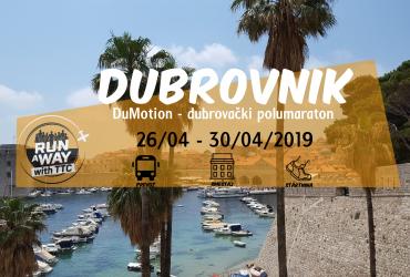 Dubrovnik polumaraton 2019