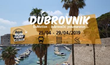Dubrovnik polumaraton